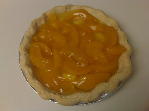 Canned peach pie filling for Peach pie recipe with canned peaches